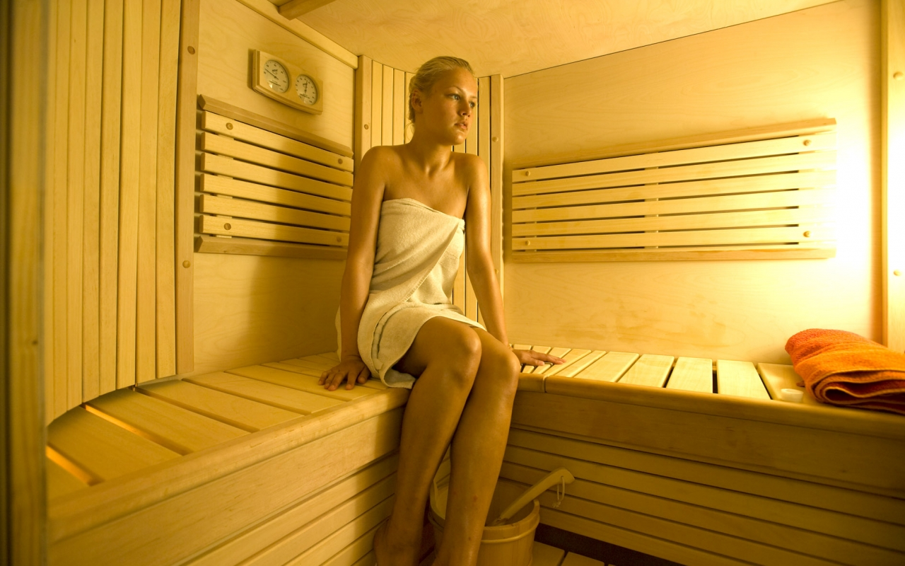 Harvia Sauna, LuxLoft vacation rental