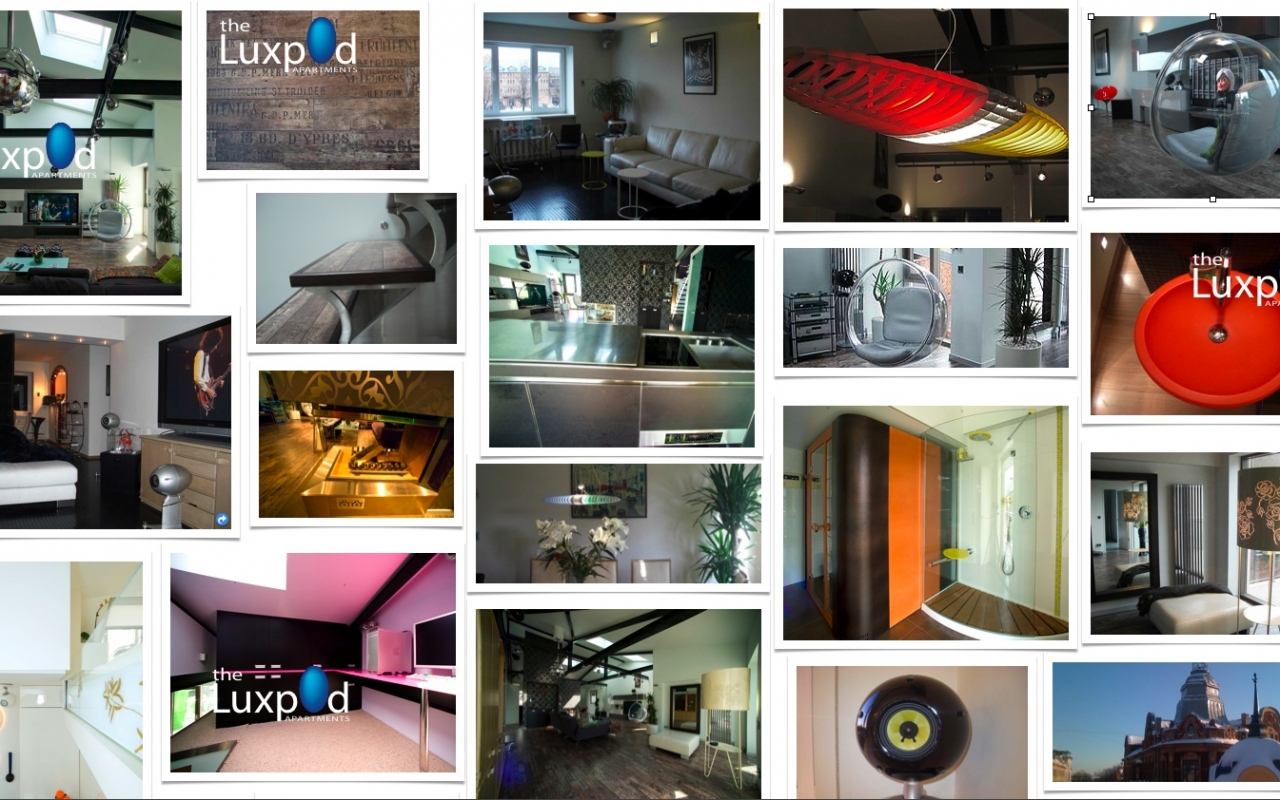 TheLuxPod Apartments | High-tech & Trendy Apartments Vacation Rentals Latvia