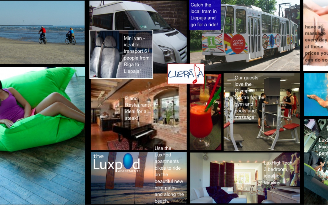 Holiday in Latvia, stay Baltic Coast, Liepaja - beach, music festival, tango
